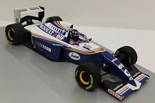 Minichamps 1:18 fórmula 1 renault fw16 williams damon hill FW 16 # 0