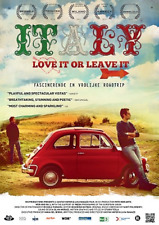 ITALY  :  LOVE   IT   OR   LEAVE   IT      film    poster.