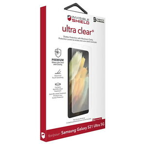 Samsung Galaxy S21 Ultra 5G Screen Protector Invisible Shield Ultra Clear+