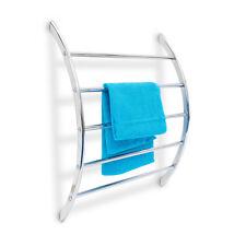 Wand-Handtuchhalter Stahl 5 Stangen B: 56,5 cm Handtuchstange Badetuchhalter