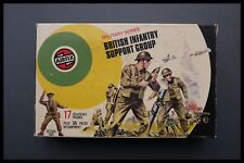Airfix Military Series WW2 British Infantry Support Group 1:32 Scale Figures