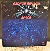 GEORGE BENSON, SPACE, Jazz Fusion Gatefold LP on CTI-7085 Stereo 1978 VINYL