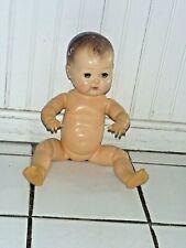Vintage 16 inch HP & Rubber Arranbee Baby Doll - Tears, Wetter