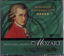 KLASSISCHE KOSTBARKEITEN  | WOLFGANG A. MOZART | 3-CD-Album