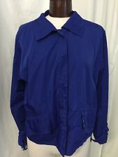CHICO'S Swing Time Celestial Blue Lined Jacket Chico's Sz 2 /12 NWT $128
