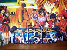Lost Universe - Vol 1,2,3,4,5,6 - Complete Collection - BRAND NEW Anime DVD ADV