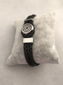 Montblanc Bracelet Urban Spirit TOKYO Steel Leather