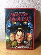 DVD Monster House