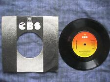 JOHNNY MATHIS - WHEN A CHILD IS BORN  / EVERY TIME YOU TOUCH ME.  S CBS 4599.