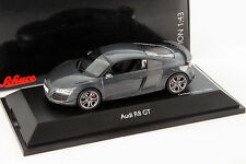 Audi R8 GT daytona gris 1:43 Schuco