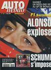 AUTO HEBDO n°1391 du 7 Mai 2003 GP ESPAGNE MERCEDES C30 CDI AMG