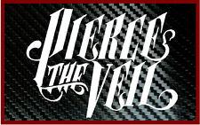 Pierce The Veil B Logo Laptop Car Decal Vinyl Sticker