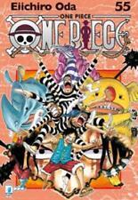 ONE PIECE NEW EDITION 55 - MANGA STAR COMICS - NUOVO