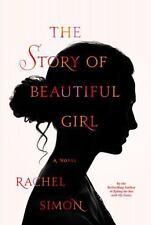 The Story of Beautiful Girl by Rachel Simon V-GOOD HC/DJ COMBINE&SAVE