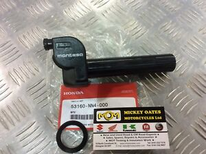 Montesa 4rt Genuine Twist Grip/Throttle Assembly