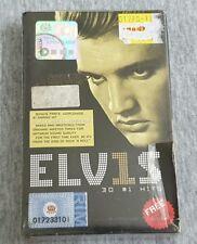 Elvis Presley ~ #30 No.1 Hits ( Malaysia Press ) Cassette