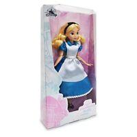 Disney Alice In Wonderland Classic Doll BNIB