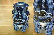 Night Angel Sweet dreams handmade gift candle Hand Carved candles 5 inch/ 12cm