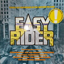 LP-EASY RIDER Songs as Performed in the Motion Picture NM,cleaned MCA Records