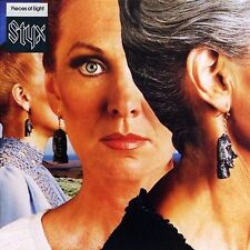 STYX - Pieces Of Eight - CD