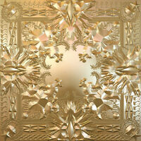 Jay-Z, Kanye West & Jay Z - Watch the Throne [New CD] Explicit