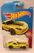 Hot Wheels Dodge Viper RT/10 9/10 HW Then and Now M Case Die Cast Car