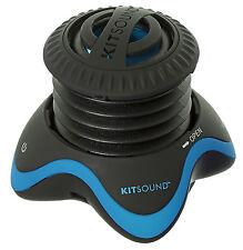 KitSound Invader Mini Haut-parleur pour iPhone/iPad/iPod/MP3 Lecteur/