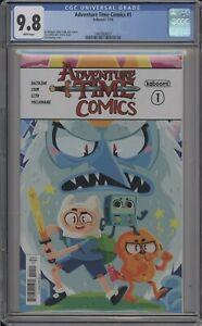 ADVENTURE TIME COMICS #1 - CGC 9.8 - BOOM! STUDIOS - 1462964027