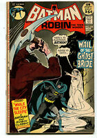 Batman With Robin The Teen Wonder #236 VG/Fine Neal Adams  DC Comics CBX1U