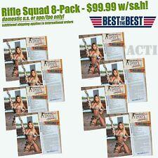 Tactical Girls 2021Gun Calendar - 8 pack $99.99 w/S&H USMC Soldier Gift