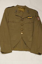 Canadian Black Watch Tropical Worsted Doublet Officers Service Dress w/ Collars