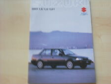 53613) Suzuki Swift Prospekt 05/1990