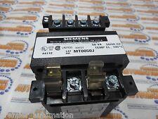 SIEMENS MT0050J - CONTROL TRANSFORMER, 50VA, 200/220/480-110