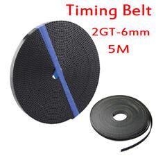 5M 6mm Width GT2 Open Rubber Timing Belt 2GT for 3D Printer CNC Reprap Prusa i3