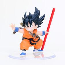 Dragon Ball Z Styling Child Son Gokou Goku Childhood ver. PVC Action Figure 8cm