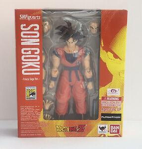 SDCC 2015 Exclusive Goku Frieza Saga Version 🐉 SH Figuarts Dragon Ball Z 🐉
