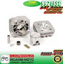 """9921550 GRUPPO TERMICO TOP """"TPR"""" RACING 70cc PIAGGIO ZIP / FAST RIDER 50 2T"""