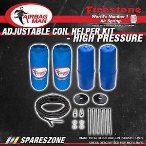 Airbag Man Air Suspension Helper Kit High Pressure for ISUZU MU-X 4x2 4x4