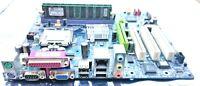 GIGABYTE GA-8S661FXM MOTHERBOARD + 2.66GHz INTEL SL8J8 + 1G KVR400X64C3A/1G RAM