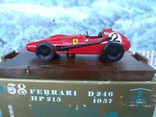 1/43 Brumm (Italy)  Ferrari D 246 1957  #68