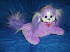 Puppy Surprise Mommy Only Purple & White 2015 Plush Just Play