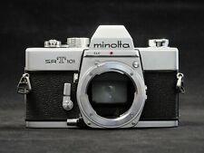 MINOLTA SRT 101 CLC analogique Caméra Body Vintage Camera Minolta srt101