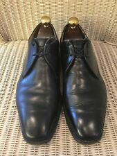 Cheaney/Church Black Oxford Shoes Size 7.5 UK F Good Condition