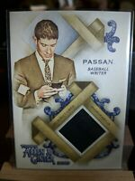 2020 Topps Allen and Ginter Base Full Size Relic A #FSRA-JP Jeff Passan