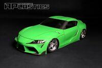 RC Body Car Drift Touring 1:10 Toyota Supra A 90 Stock APlastics New shell