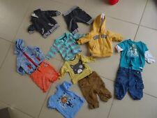 Lot vêtement bébé garçon 3 mois - 11 pièces