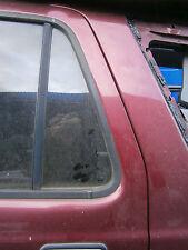passenger door side quarter glass toyota hilux surf 92 94 ln130 kzn130 1/4 n/s/r
