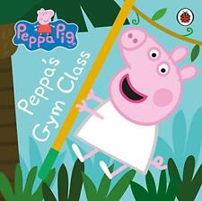 Peppa Pig: Peppa's Gimnasio Clase Por ,Nuevo Libro,Gratis & ,(Libro de Cartón)