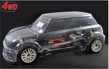 FG Modellsport # 155180ER 4WD électrique 510E Chassis Trophy non peint RTR