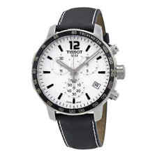 Tissot Quickster Soccer World Cup White Dial Men's Watch T0954171603700